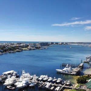 Balcony view from Grand Harbor by Ed and Terri Smith